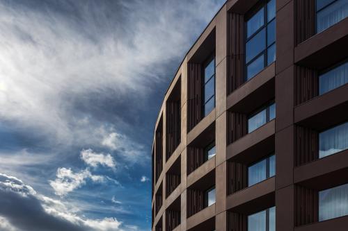 A múlt hagyatéka, a jövő szállodája – megépült a Hotel Clark | BereczEpito.hu